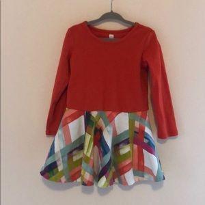 Like New Tea Collection Skater Dress